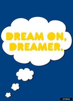 #297 - Dream On, Dreamer.