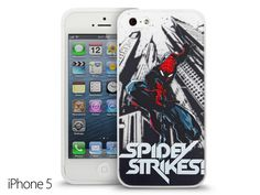 IPhone 5 / 5s The Amazing Spider Man - Spider Man Phone Case w/ Bonus Bumper (Limited Edition)