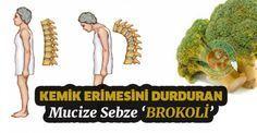 """Kemik erimesini durduran mucize sebze """"brokoli"""" - Sağlık Haberleri"""