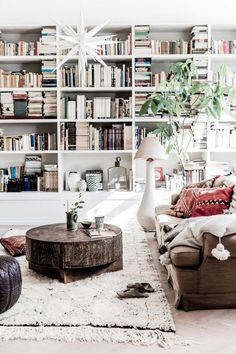 Tour a Swedish Home With a Relaxed Bohemian Feel   MyDomaine