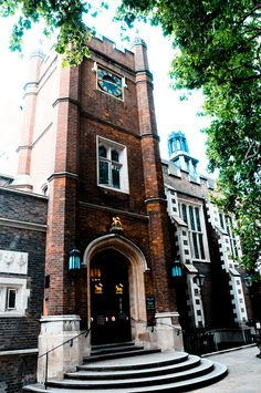 Knights Templar - Middle Temple Hall - London England by mbell1975, via Flickr