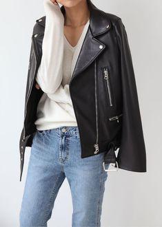 5991e66c251ab0 レザージャケットの服装, アディダスジャケット, フード付きジャケット, ボンバージャケット, スタイル