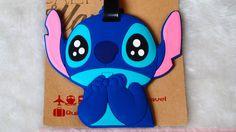 Lilo & Stitch luggage tag