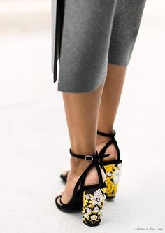dries van noten heels, kai avent-deleon style story sincerely tommy garance dore photos