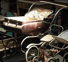 Coche de bebé, Sonia Carroza Antiguedades
