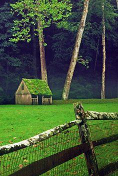Cuttalossa Farm in Bucks County, PA by John Styner