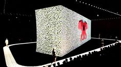 Kenzo Paris Fashion Show 2012 by SuperUber - COOL STUFF