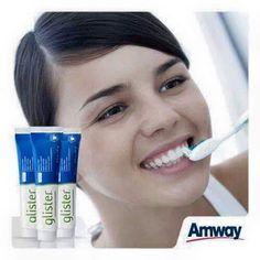 Produtos Amway Brasil Cleverton: GLISTER CREME DENTAL AMWAY
