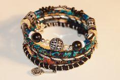 tribal ethnic bohemian fashion | Tribal, Bracelet, bangle, stack, gypsy, ethnic, boho, bohemian ...