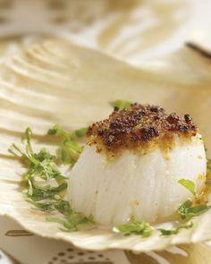 Sint-jakobsvruchten zijn een echte klassieker tijdens de feestdagen. Geef een creatieve twist aan dit hapje en gratineer ze in de oven. Lekker en makkelijk.