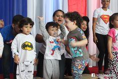 O dia dos Super Pais IBR está sendo um sucesso. As turmas da manhã e tarde deram um show durante as apresentações. Confira nosso álbum. #EuSouIBR #DiadosSuperPais
