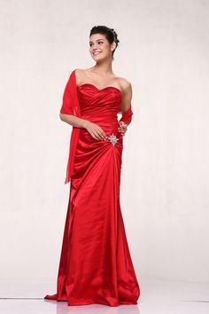 New Elegant Long Formal Classic Prom Bridesmaids Dress