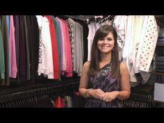 ▶ Case 001 - Organized walk in closet | Organized Living - YouTube