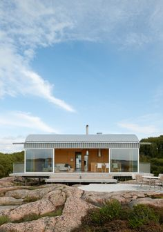 "ideasgn:  "" Slävik summerhouse by Mats Fahlander Architects  """