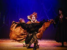 """A República Ativa de Teatro encena a peça """"A Bruxinha que era boa"""", de Maria Clara Machado, no Teatro Alfredo Mesquita. As apresentações acontecem, aos sábados e domingos, ás 16h."""