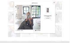 Chiara Ferragni Collection Instagram shoppable content