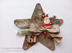 holiday-garland-diy-ornament-новогодняя-гирлянда-scrapberrys-Olesya-Kharkova
