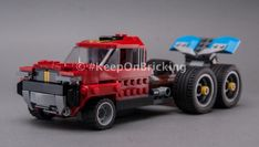 LEGO MOC 70421 Mega TRUCK by Keep On Bricking | Rebrickable - Build with LEGO