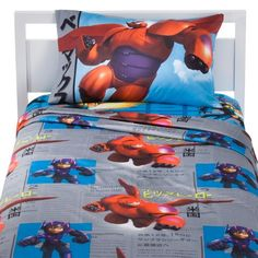 Disney® Big Hero 6 Sheet Set - Twin