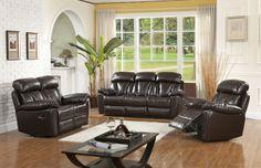 3PC Motion Living Room Set