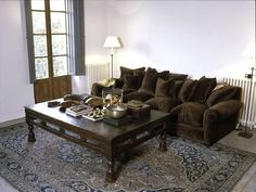 Loft en Alicante - AZULTIERRA Alicante, Loft, Couch, Table, Furniture, Home Decor, Lounges, Settee, Decoration Home