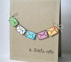 basteln-mit-papier-karten-selber-machen-diy-karten-basteln-schöne-originelle-ideen-originelles-design