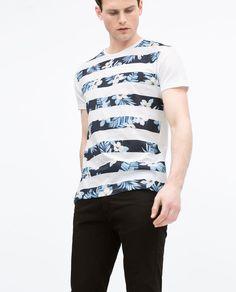 ZARA - HOMBRE - Camiseta manga corta