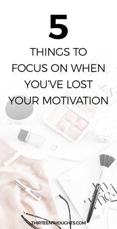 Things to do when you've lost your motivation #inspiration #motivation #growth #inspo #selfgrowth #happiness #Inspired