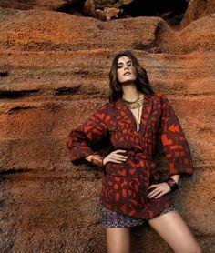 Burda Style Moda - Viaje a la sabana