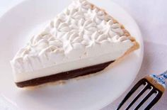 Chocolate Haupia Pie fromTed's Bakeryin Haleiwa, Hawaii.