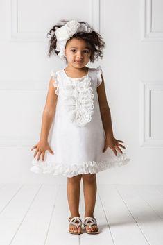 Βαπτιστικό Φόρεμα Alyn της Cat in the Hat Βαπτιση κοριτσιου ... a0e2d70acad