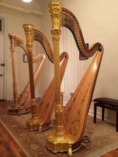 Lyon and Healy Harps