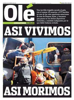 Buenos Aires ayer y hoy.