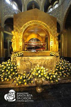 Monastero Santa Rita da Cascia , #Italia #Italy #SaintRita