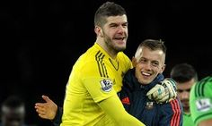 Fraser Forster and James Ward-Prowse sign new Southampton contracts