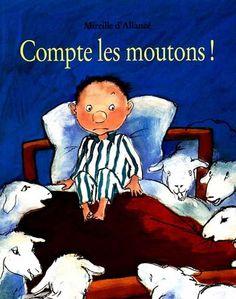 Compte les moutons! par D'ALLANCE, MIREILLE