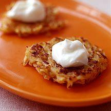 Weight Watcher Potato and Apple Pancakes
