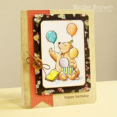 Birdie Brown: My Sample Cards for the June Release