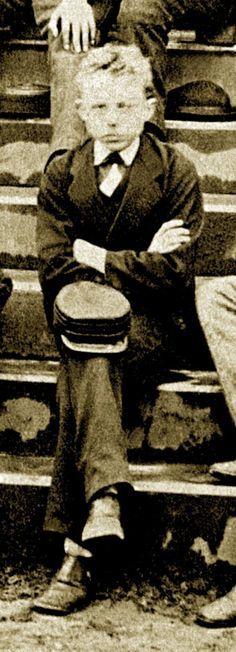 Vincent van Gogh at 13