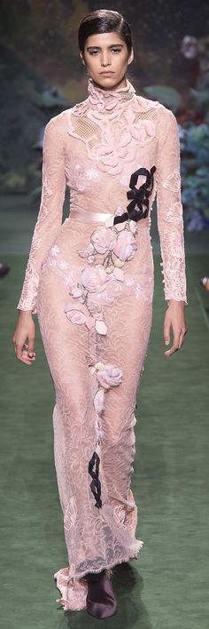 Fendi Fall Winter 2017 Haute Couture Collection