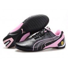 Men Puma Third Generations Black/Pink