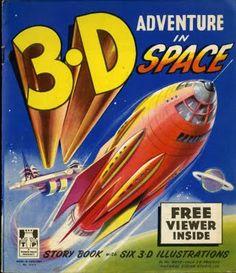 "3D ""Adventure in Space,"" 1953"