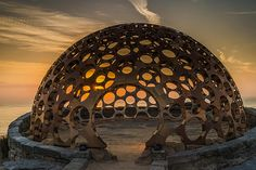 Digital Fabrication leads the way in Sculptures by the Sea, Bondi. - News and Events - University of Sydney