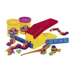 Play-Doh Spaghetti Factory | The 14 Best Food-Themed Toys Of Your Youth