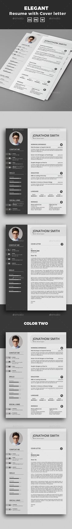 dj resume template resumes pinterest template resume cv and