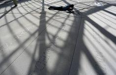 Madrid, Dory, Utility Pole, Body Art, Sculpture, Water, Sculptures, Artists, World