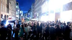 Vogue's Fashion Night Out, London - The Londoner