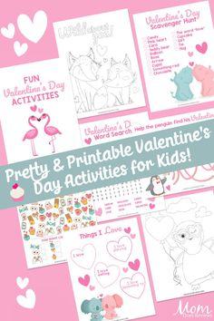 Pretty & Printable Valentine