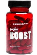 Plexus Boost - great companion supplement to the Tri-Plex! Helps suppress hunger as you start out on your new lifestyle of eating healthy. I know it works because I have tried it!