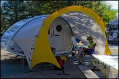 What is the Difference Between Camping and RVing?